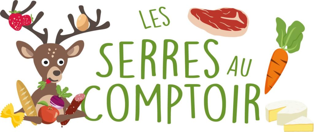 logo Les Serres au Comptoir